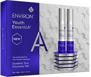 Youth EssentiA - Vita-Antioxidant & Vita-Peptide Intensive Dynamic Duo Discovery Set