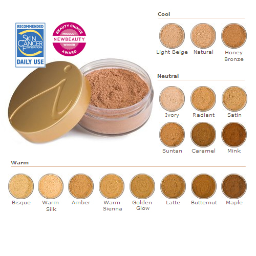 Amazing Base Loose Mineral Powder SPF-20