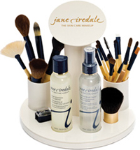 Jane Iredale Brushes, Pinsel